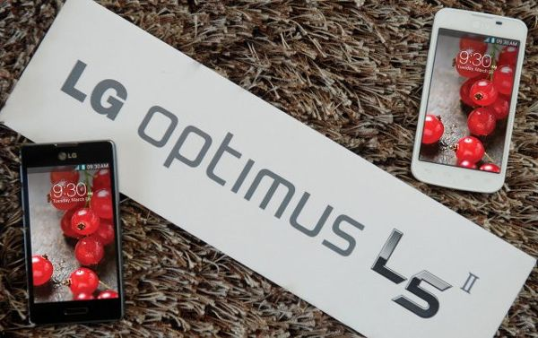 Optimus L5II Dual