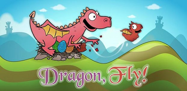 Dragon, Fly! - лети дракончик, лети!