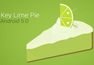 Android 5 Key Lime Pie задержится