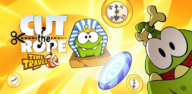 Cut the Rope: Time Trave