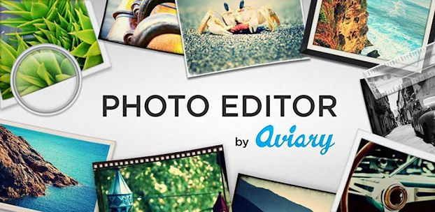 Aviary Photo Editor – photoshop для Android