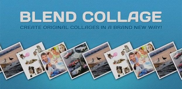 Blend Collage PRO – рай для фотохудожника