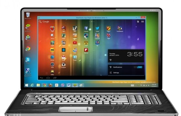 AMD и BlueStacks разработали для Android Dual-OS решение