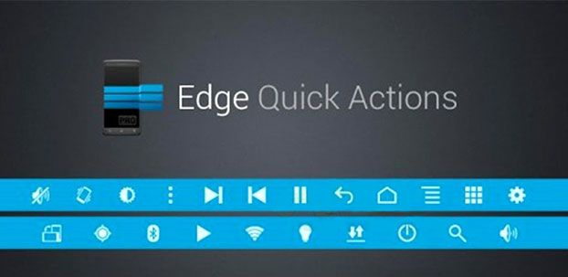 "Edge Pro: Quick Actions - новый ""Alt+TAB"" для Андроид"